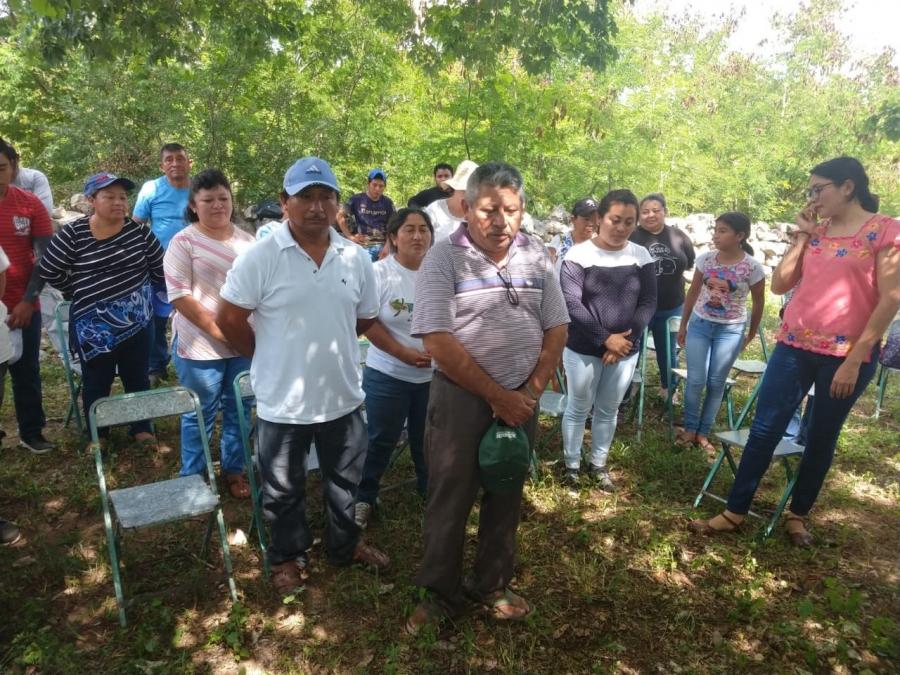 No queremos ser una colonia de Mérida: Unión de Chablekal